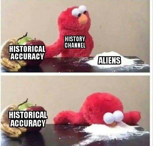 but aliens exist right? - meme