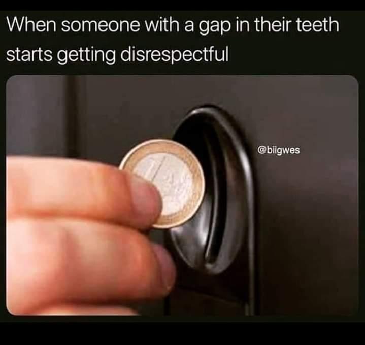 Gap - meme