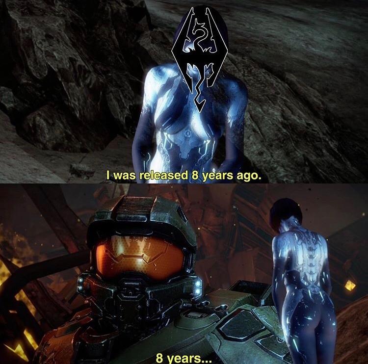 8 years - meme
