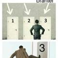3 porte