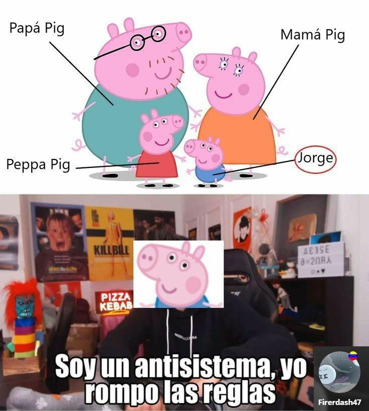 El Jorge - meme