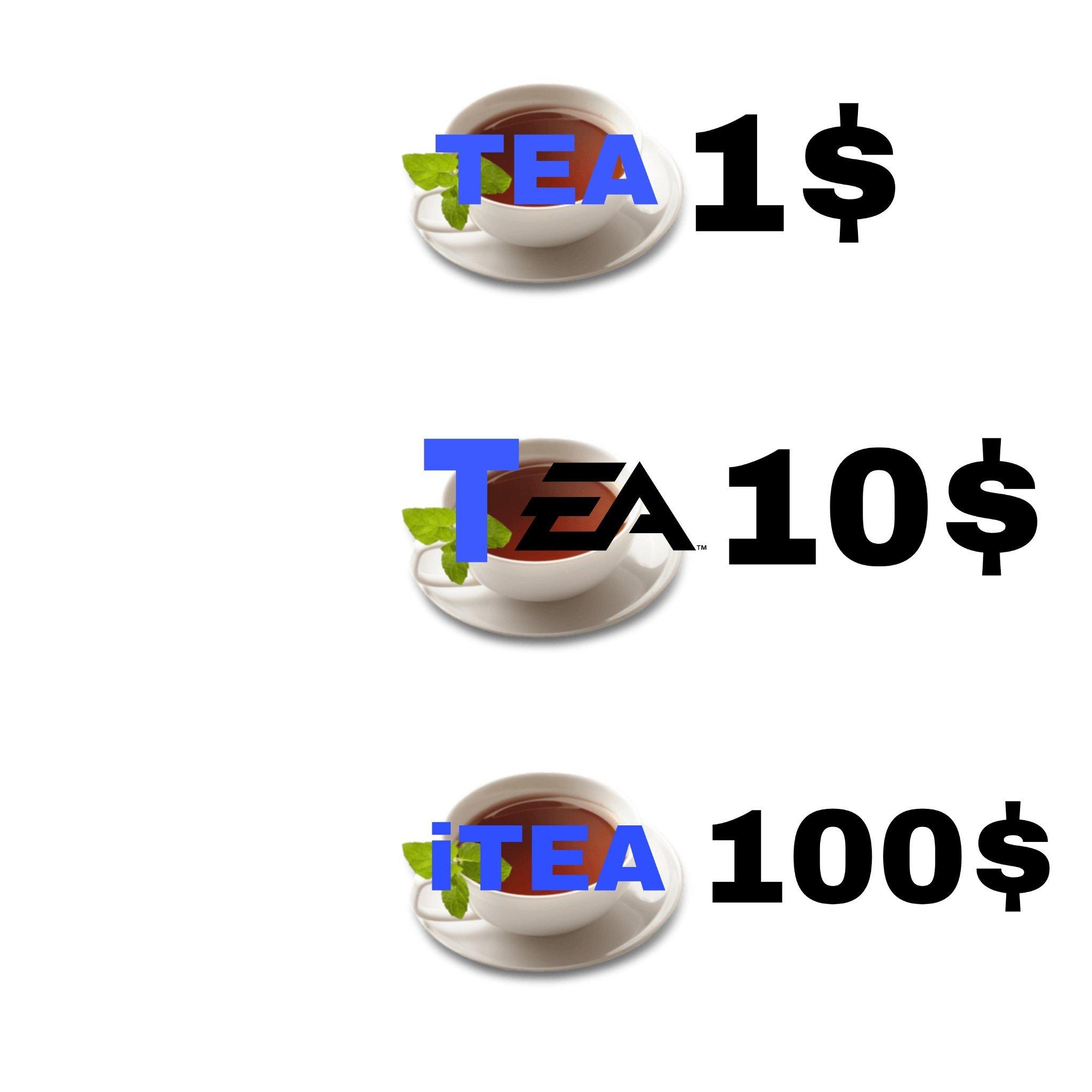 Vrai prix du thé : - meme