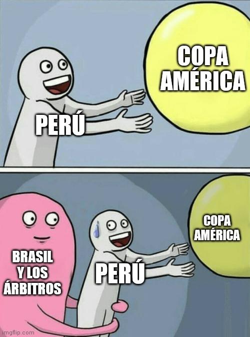 el titulo se fue a cobrar penal para brasil - meme