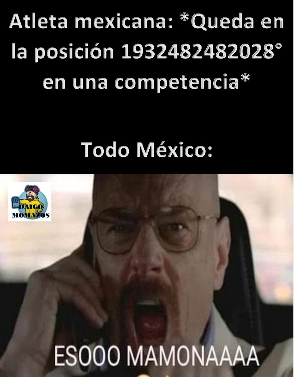 """México y su """"""""""""""""talento nacional"""""""""""""""""""" - meme"""