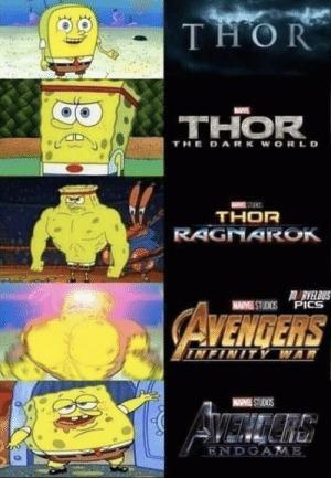 Parece o Thor do gow kkkkk - meme