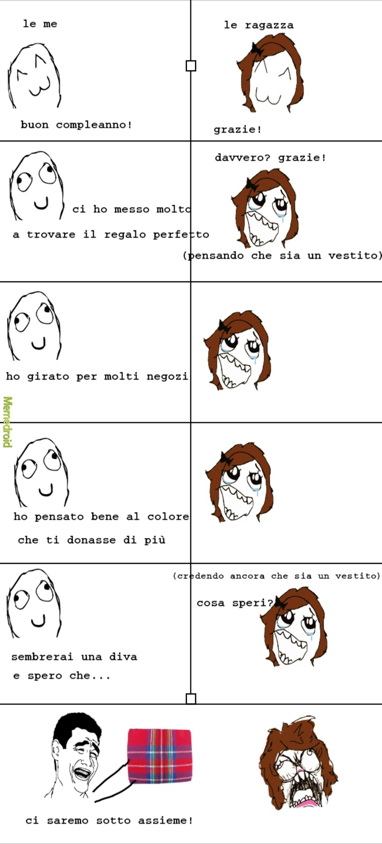 A Fare Shopping - meme