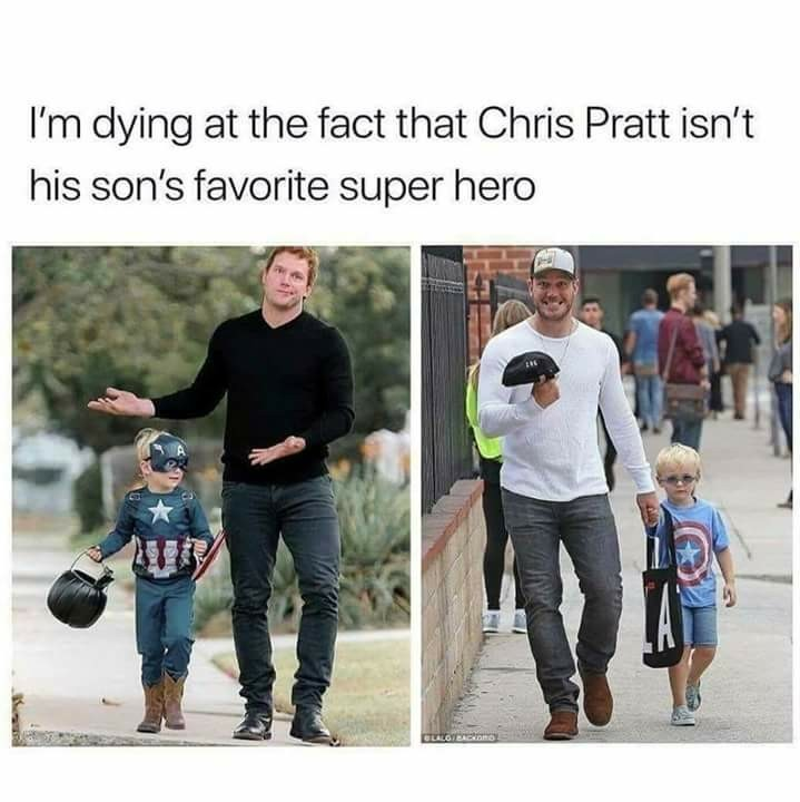 Star Lord who? - meme