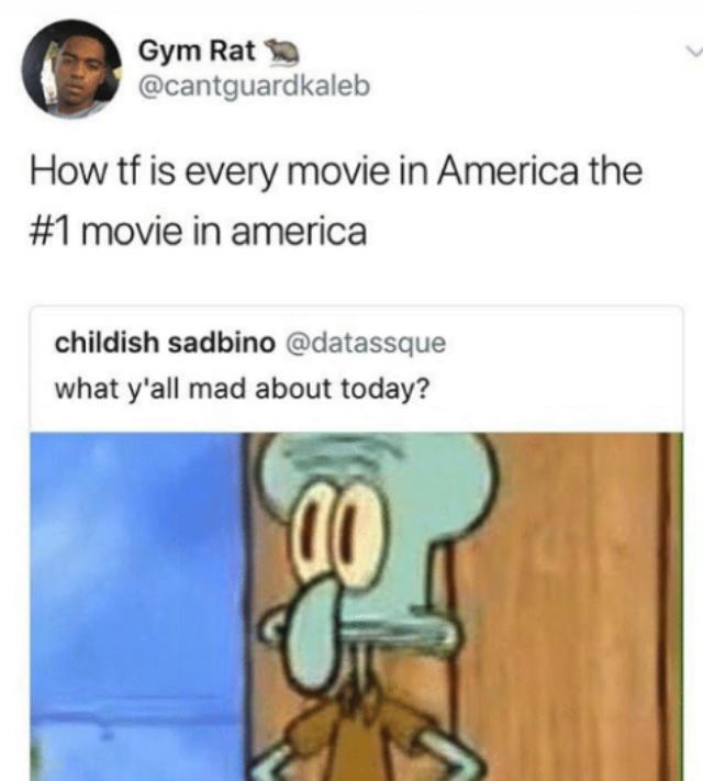 He right - meme