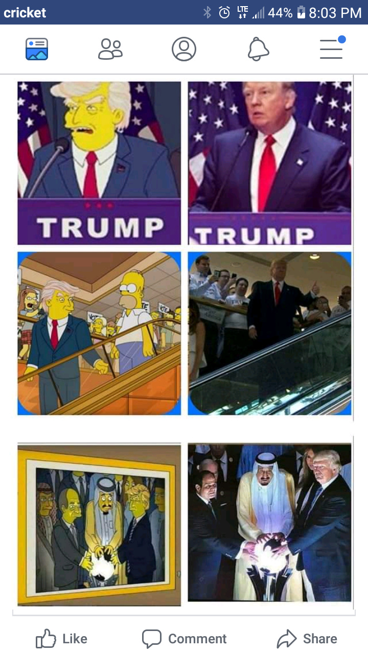 Trump boi - meme
