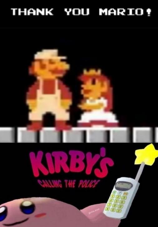 Kirby - meme