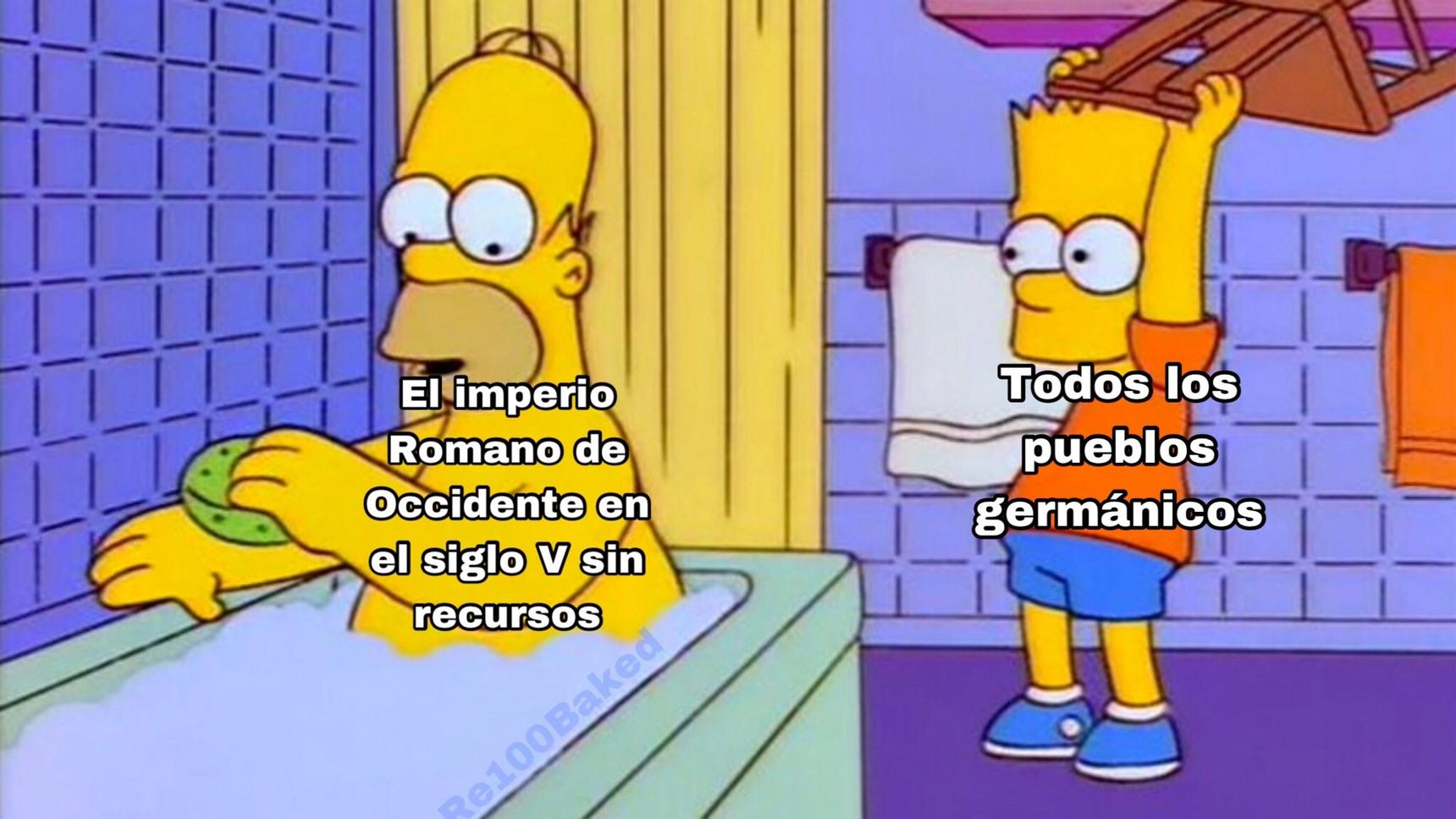 Meme Histórico para una vuelta a Memedroid