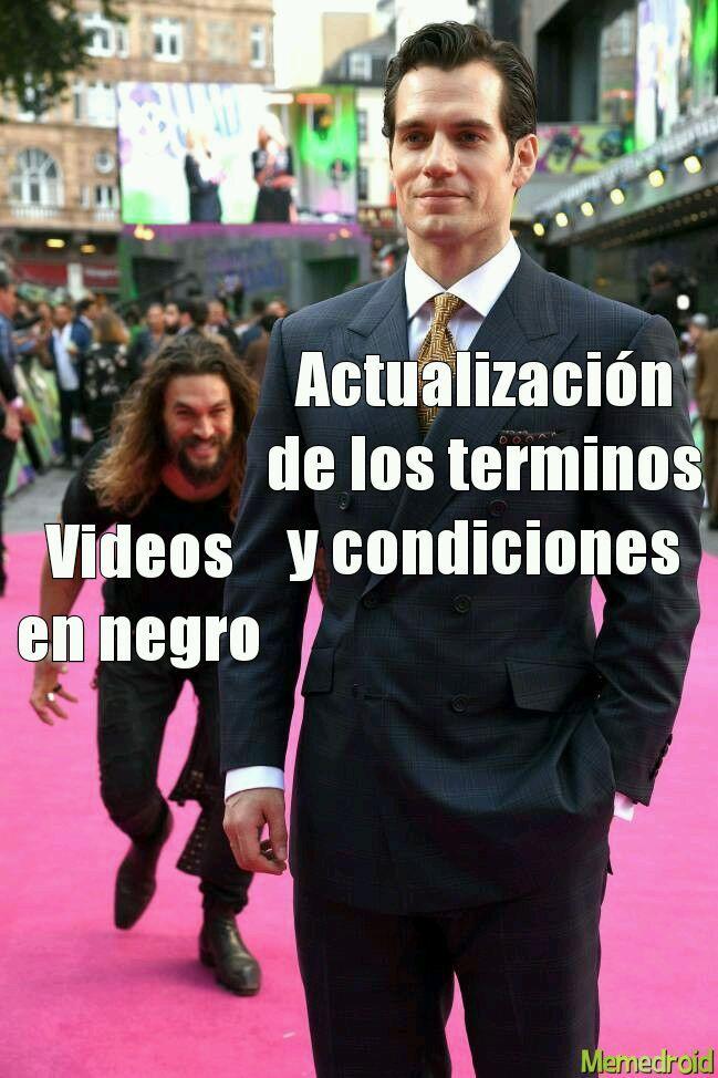 YouTube ya la cagó de nuevo - meme