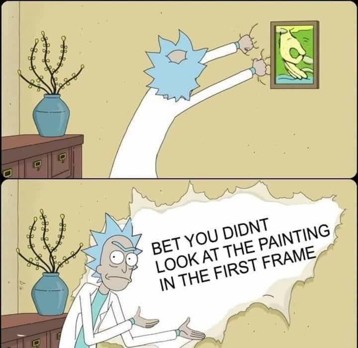 Gotcha - meme