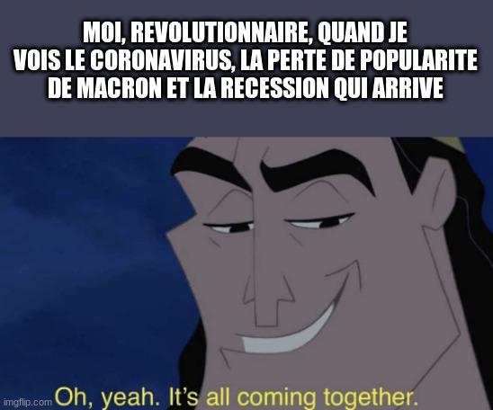 here comes revenge - meme