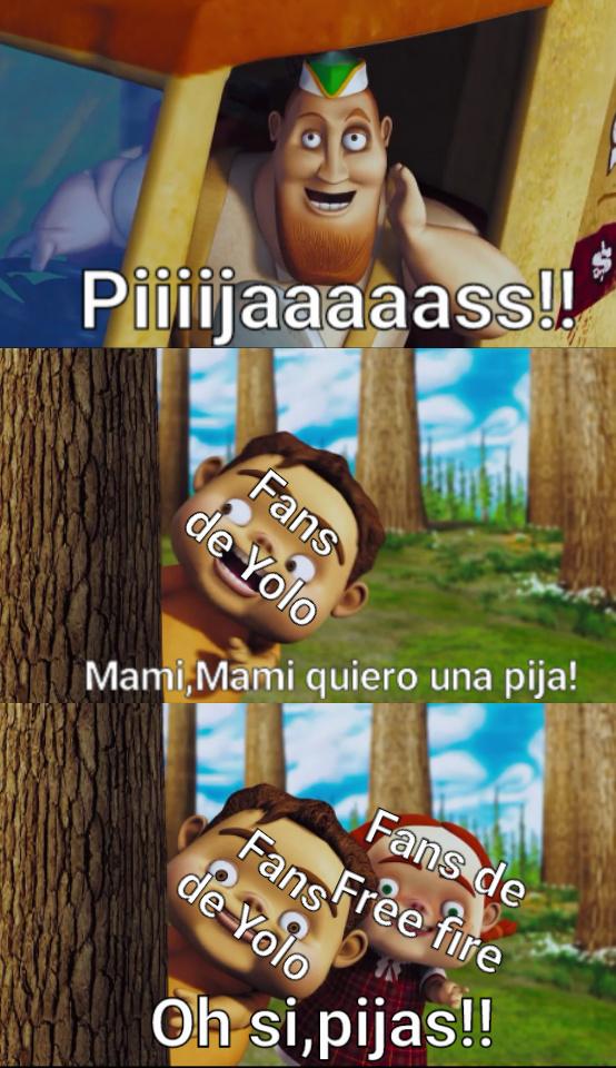 Pijas - meme