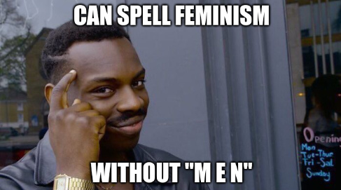 feminsim sucks - meme