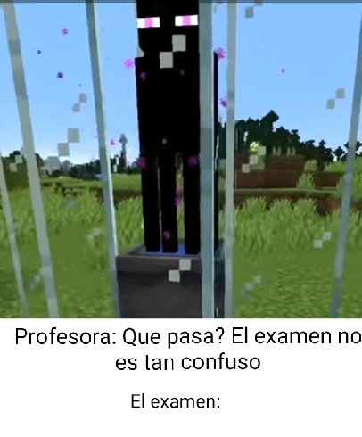 Enderman no Otaku - meme