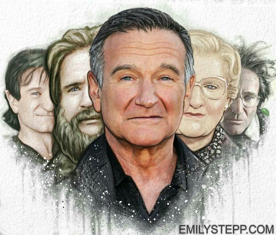 Who remembers Robin Williams? - meme