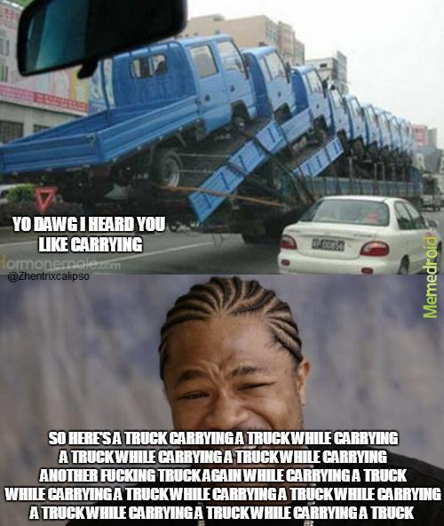 YO DAWG - meme