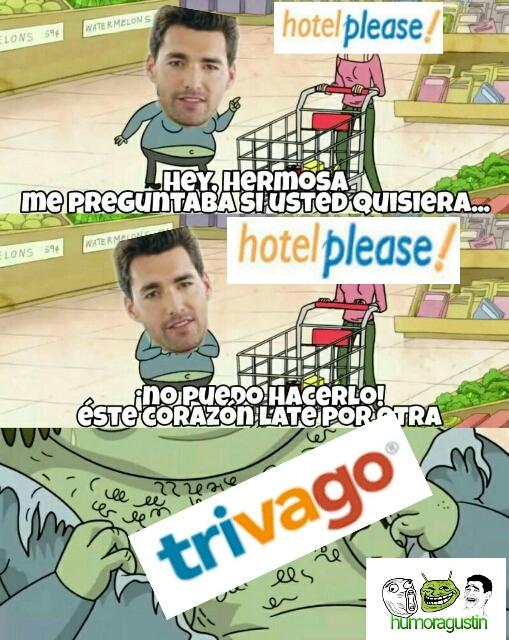 ¿Ya buscaste tu hotel ideal? - meme