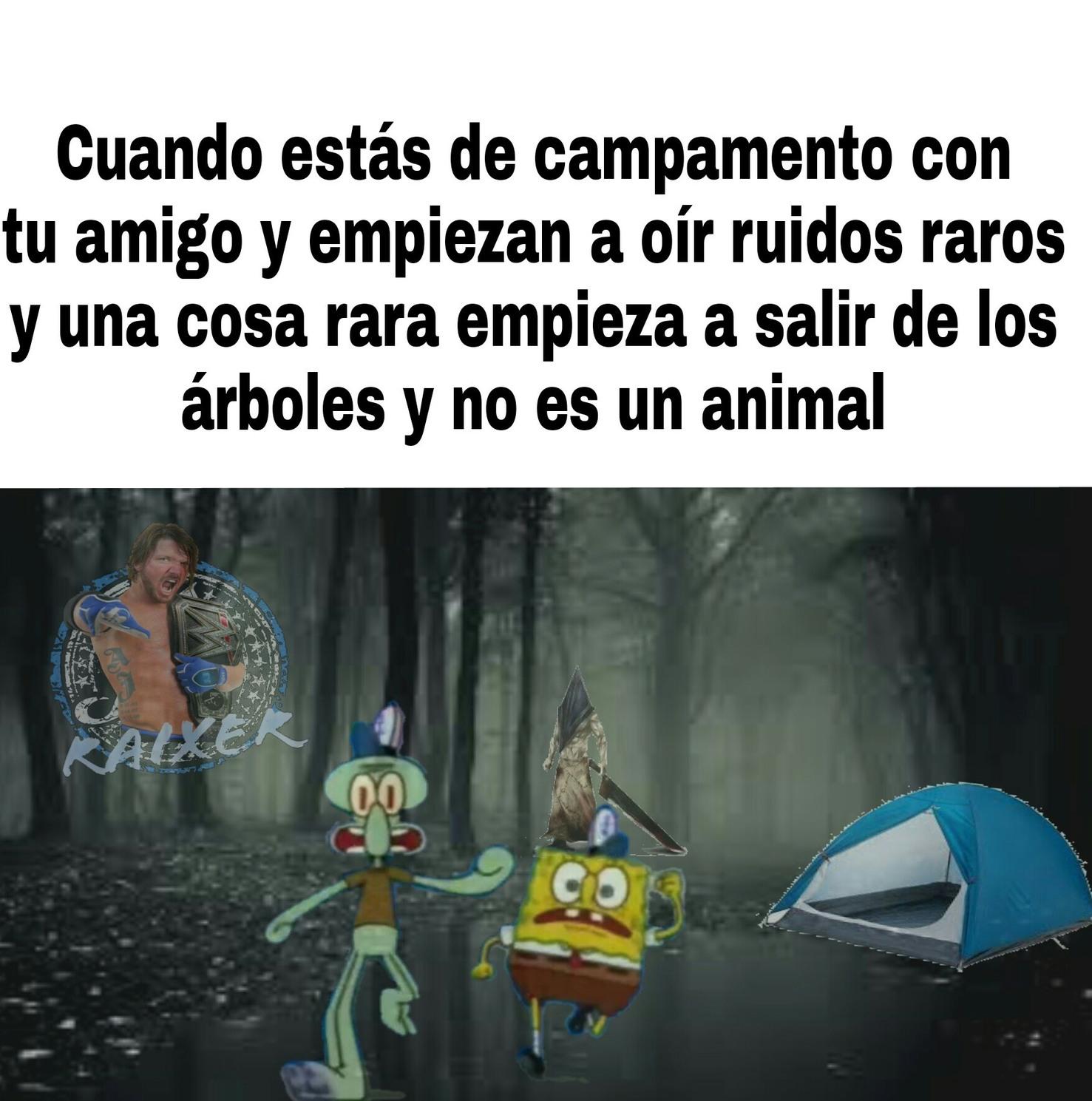 Corre - meme