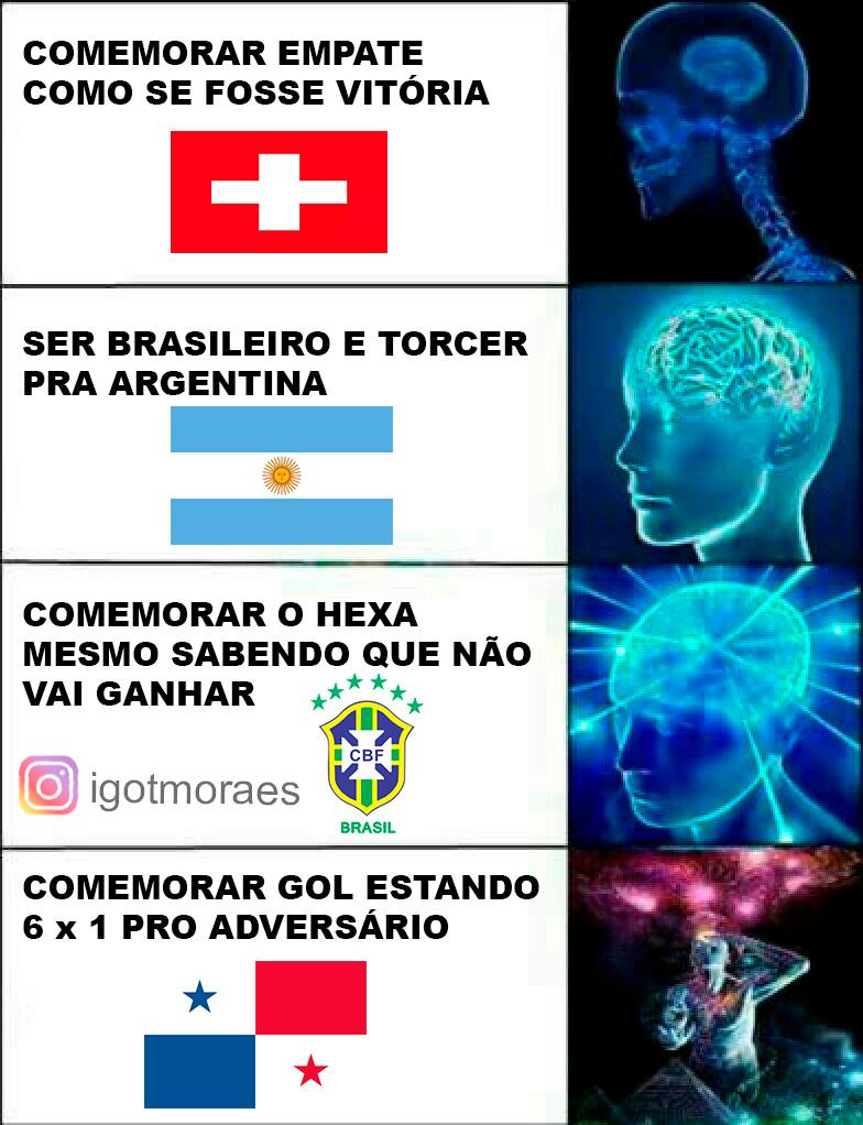 BRASIL RUMO AO HEXA ! - meme