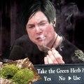 Gotta use them herbs