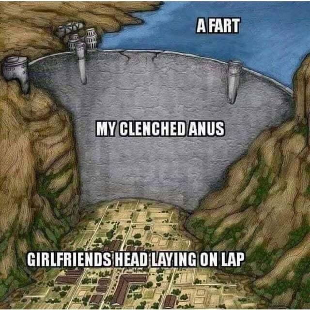 Must keep it under control - meme