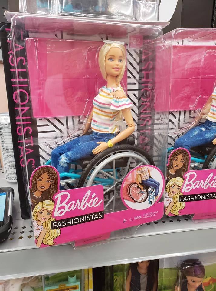 Caramba !!!  já lançaram a Barbie Food Truck, aquela que você come no carrinho - meme