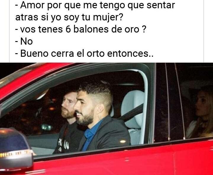 Messi humilde - meme