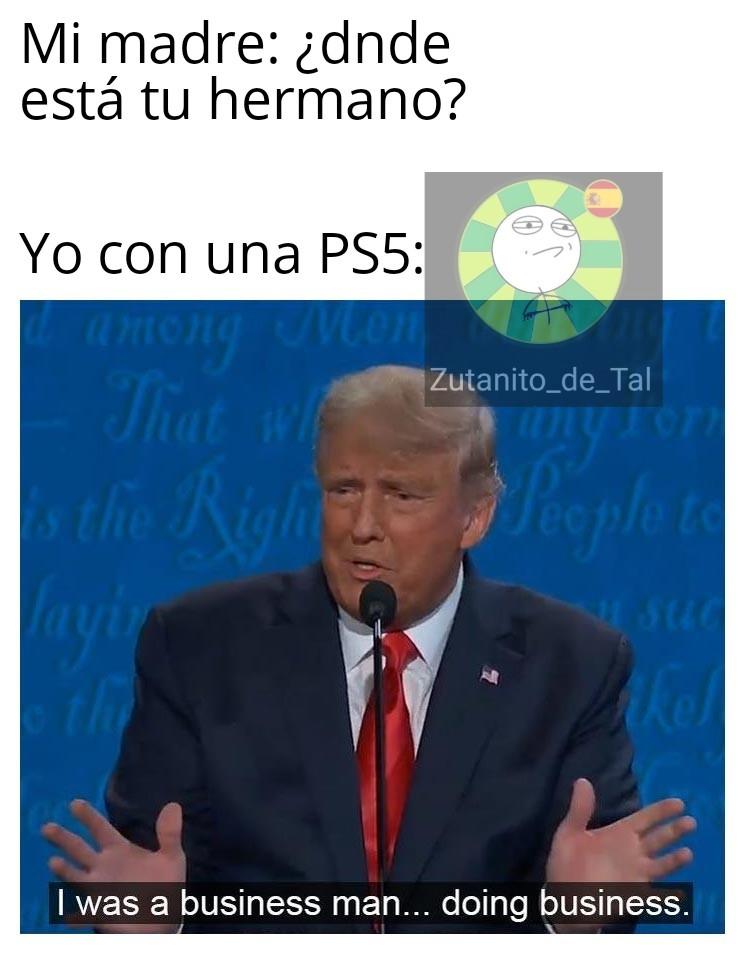 TRUMP 2020 - meme