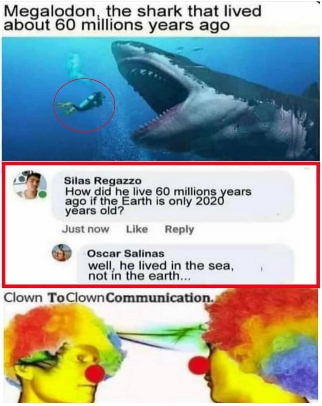 Je sais pas pourquoi j'ai ri - meme