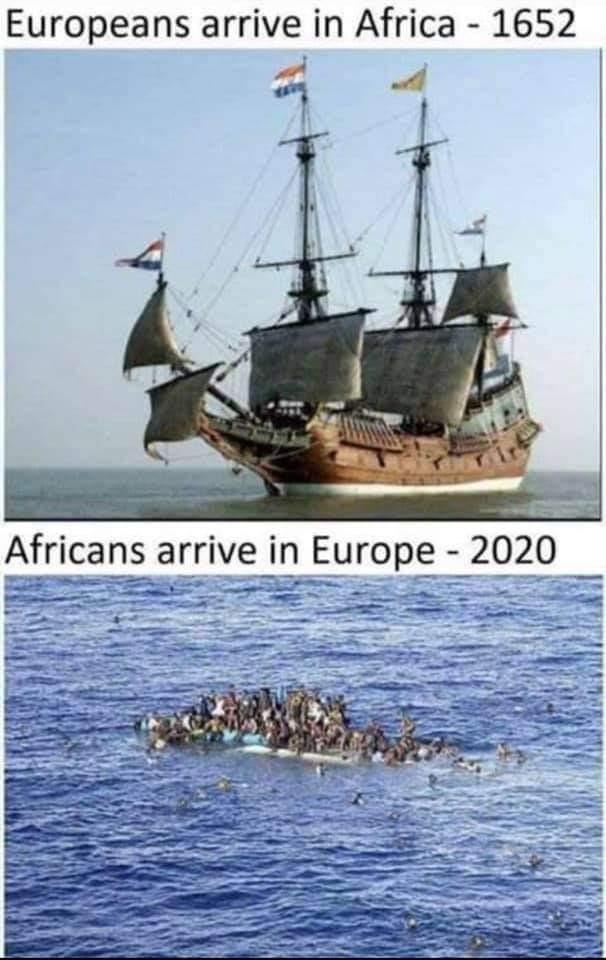 Travelling - meme