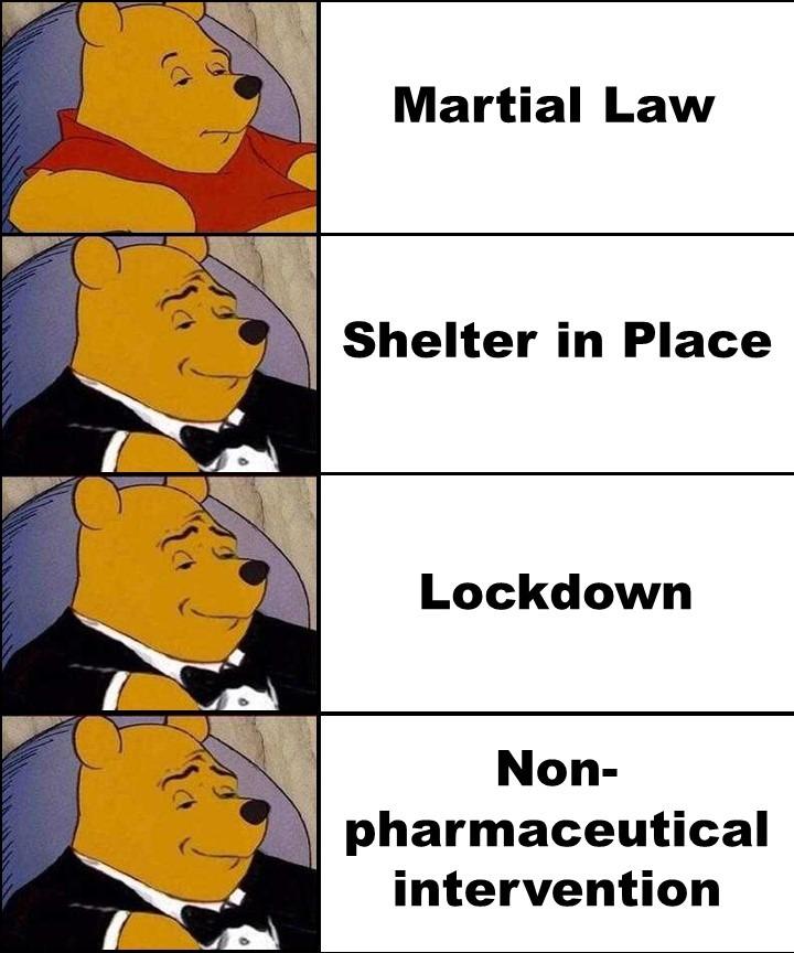 """F*ck,"" Said Pooh.... - meme"