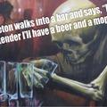 Dem dry bones!
