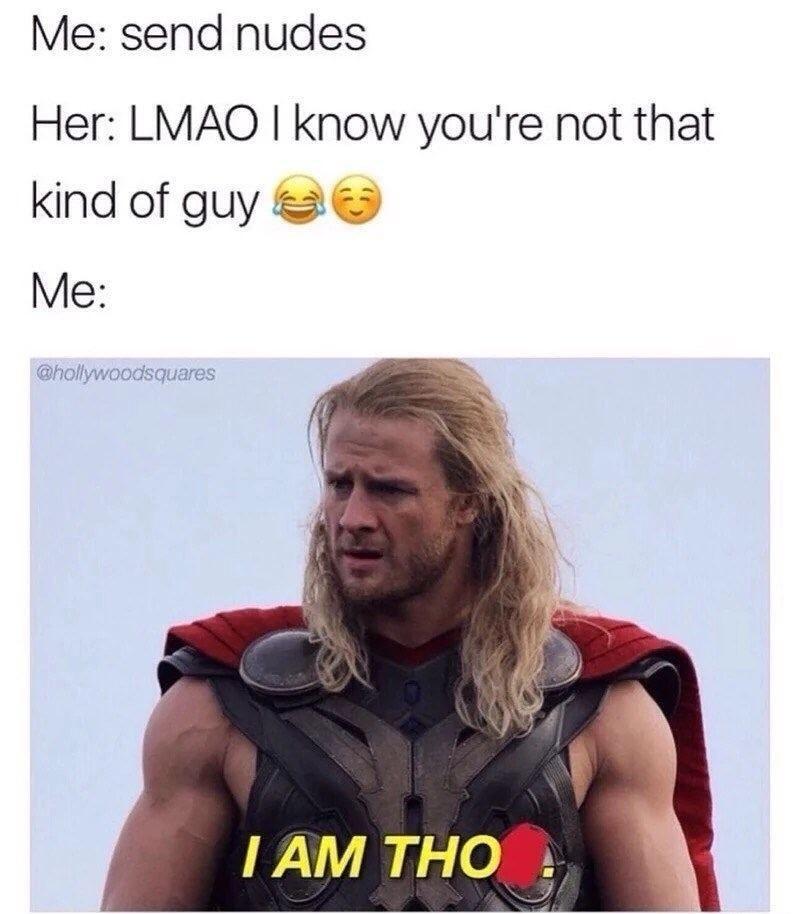 Yes please - meme
