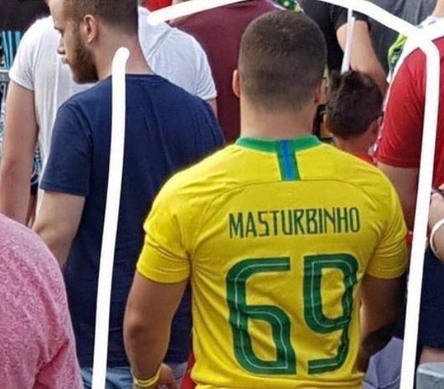 a copa sem o Brasil é outra coisa msm - meme