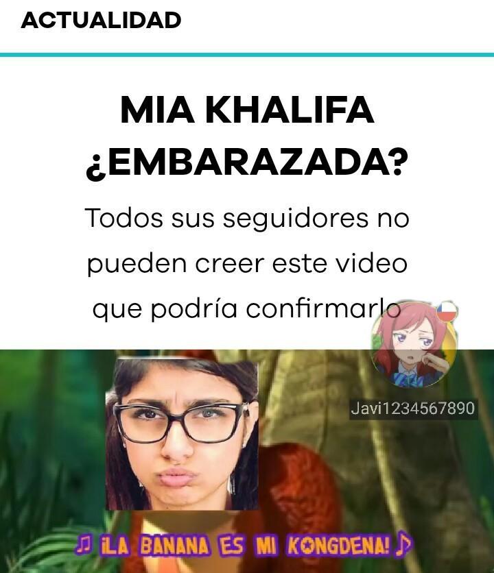 """""""La banana es mi Kongdena"""" - meme"""