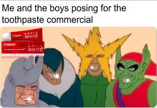 Duh boys - meme