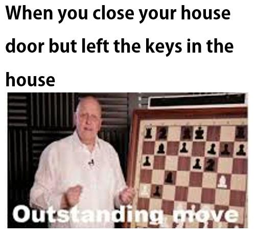 House Key - meme