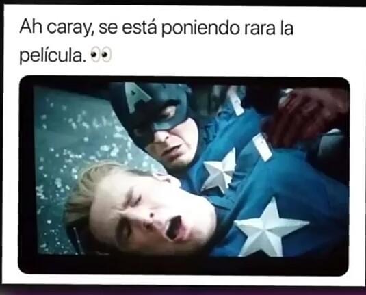 Capitán Homosexual - meme