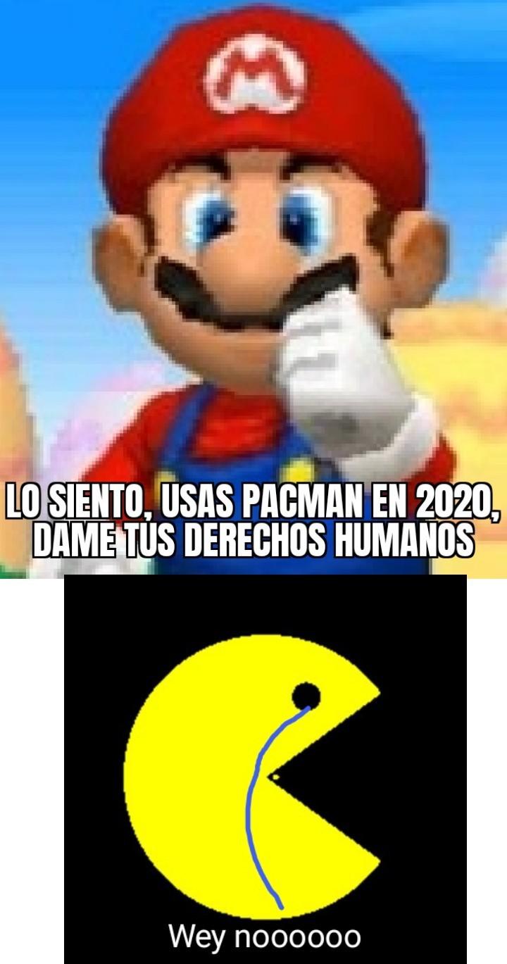 Dame tus derechos humanos >:u/ - meme