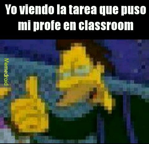 Classroom - meme