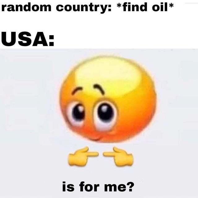 Shy USA - meme