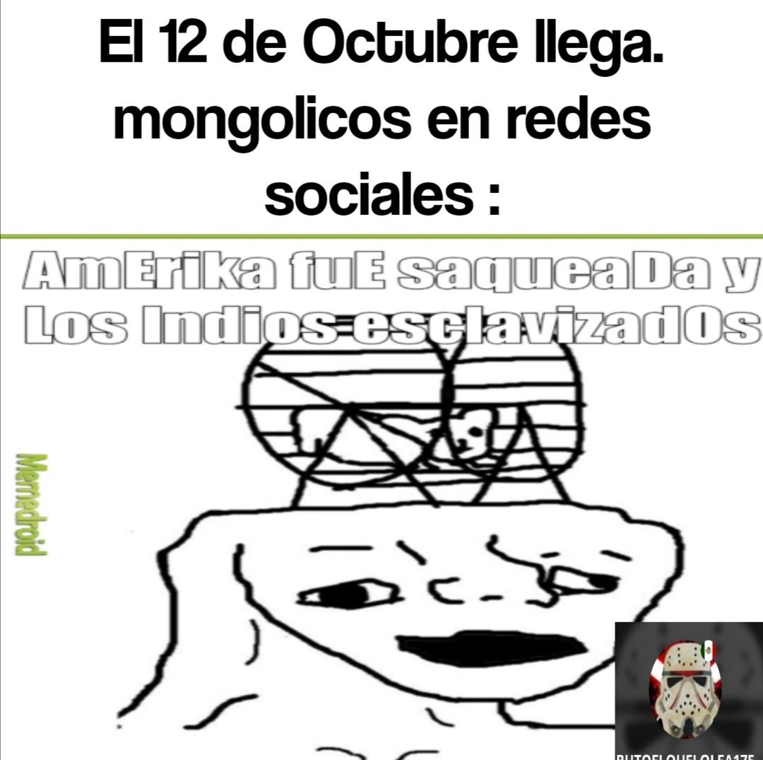 12 de Octubre - meme