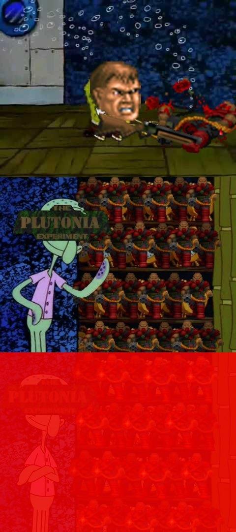 Plutonia fudimento - meme