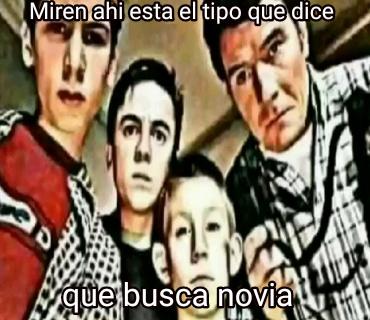 Novia - meme