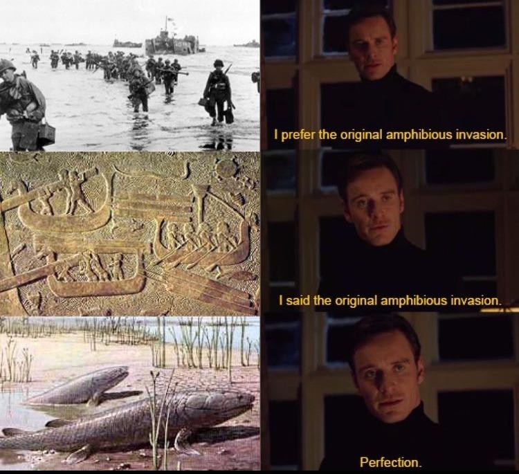 the original - meme