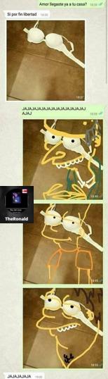 Los simzon - meme