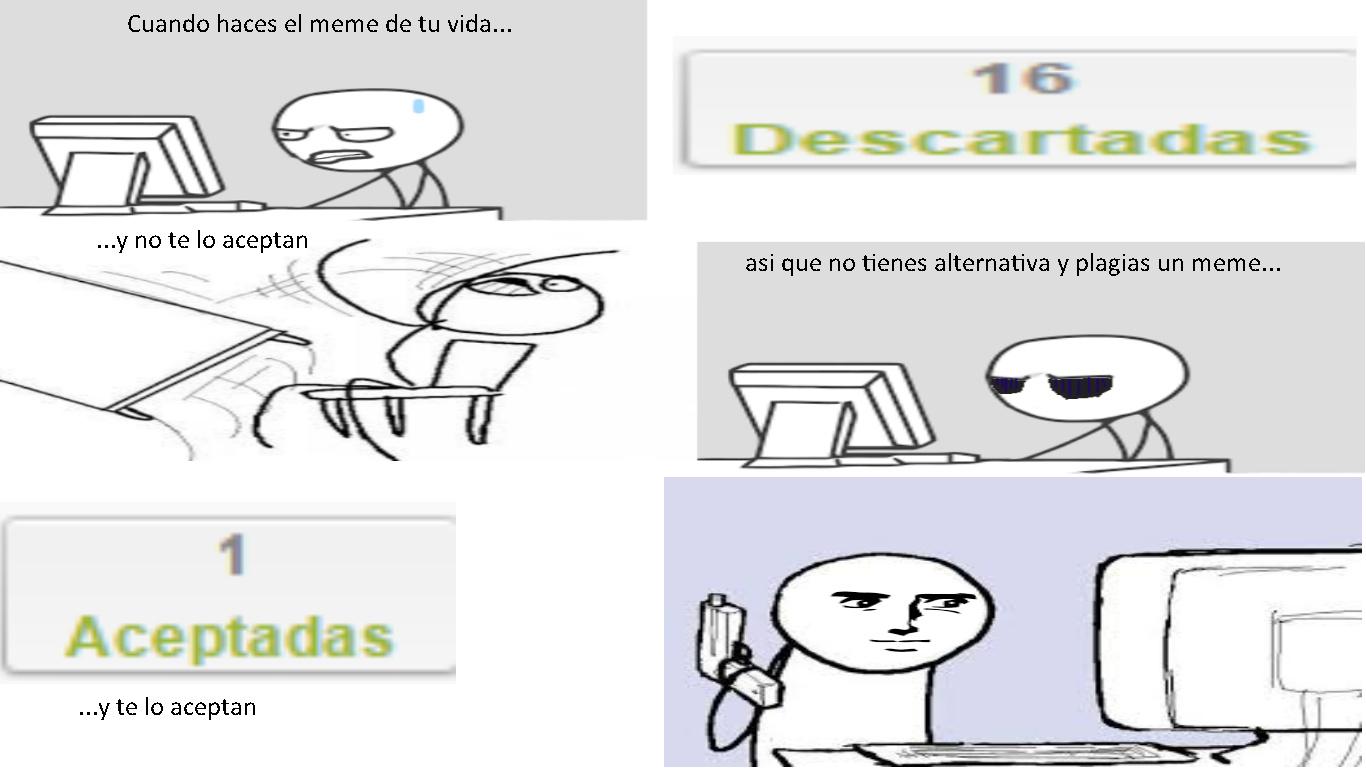 Cierto II - meme